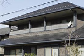 屋根を保護